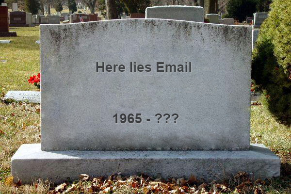Email Tombstone